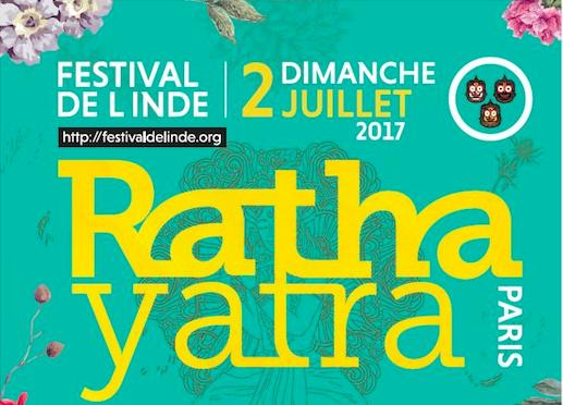 Ratha Yatra 2017
