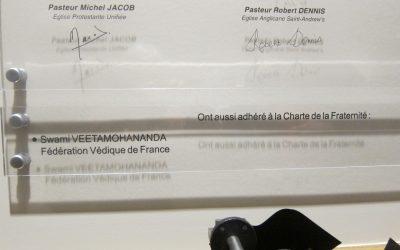 Charte de la Fraternité : Oloron Sainte-Marie