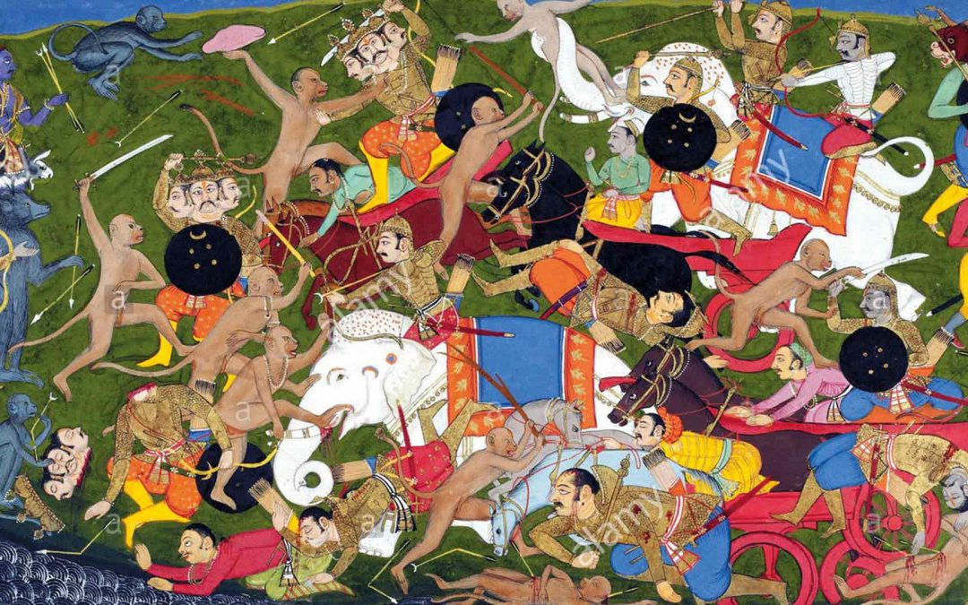 Le Rāmāyaṇa